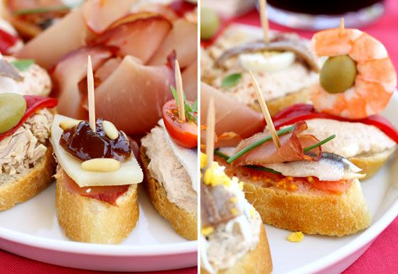 Here are some original Tapas recipes ideas for simple and cheap appetizers. You can taste these healthy tapas appetizers in a convivial drink with friends, or even at a dinner outside the box. Unus...
