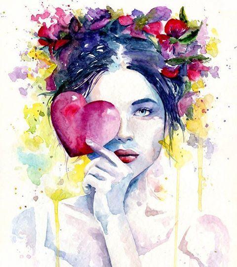'Blooming heart'   Cora_ocean
