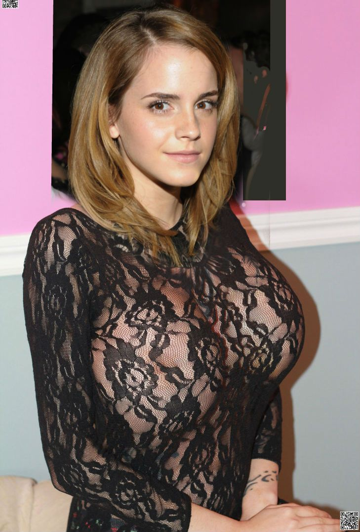 Emma watson side boobs popping out hd