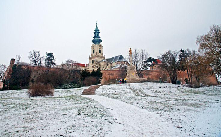 Nyitra, Felvidék, ma Szlovákia területén