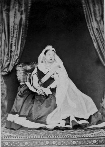 Queen Victoria, 1862