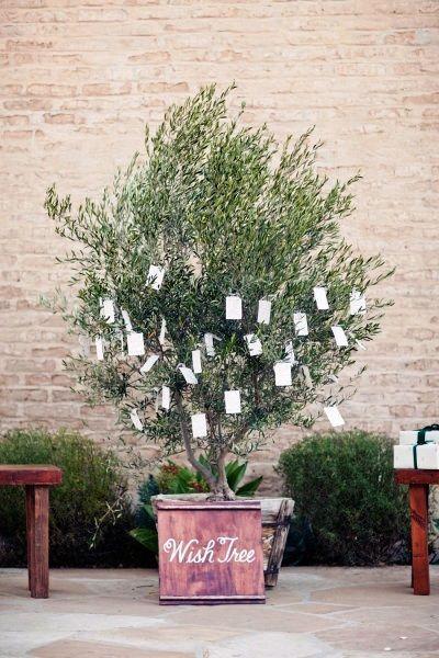 ¿Pondrías un Árbol de los Deseos en tu próxima celebración?