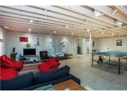 Best 25+ Basement ceiling painted ideas on Pinterest ...