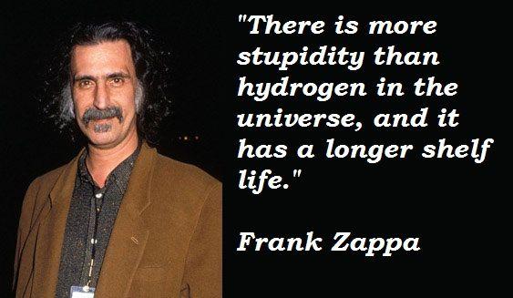 frank+zappa+quotes | Frank Zappa Quotes
