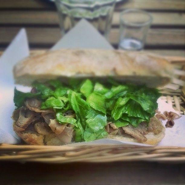#lunch #Turkey #sandwich #pistabá