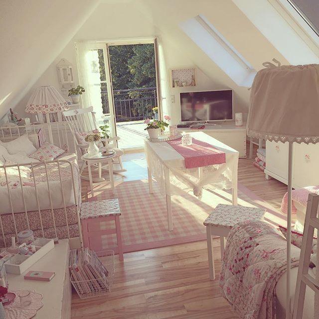 Shabby and Charme: La nuova casa di Eva in Germania