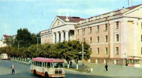 Дворец пионеров и школьников, 1970 г.
