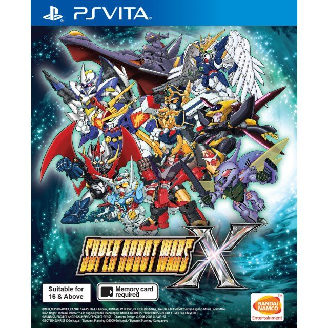 Pin by gamer pichu on Playstation Vita ゲーム Super robot