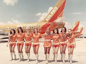 Southwest before the Polos!