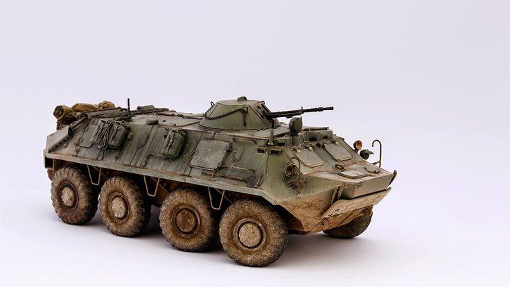 BTR-60PB | Fabrizio Pincelli