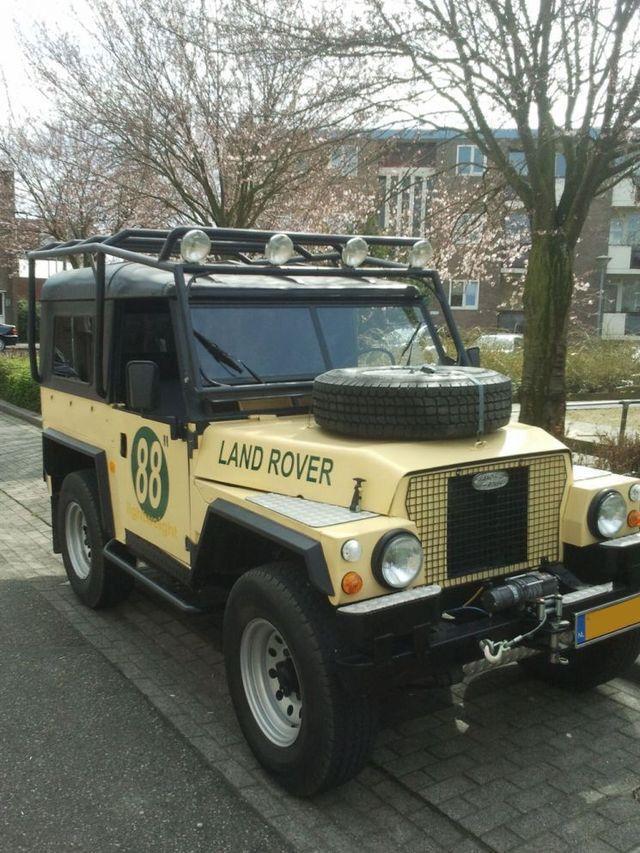 Land Rover Lightweight