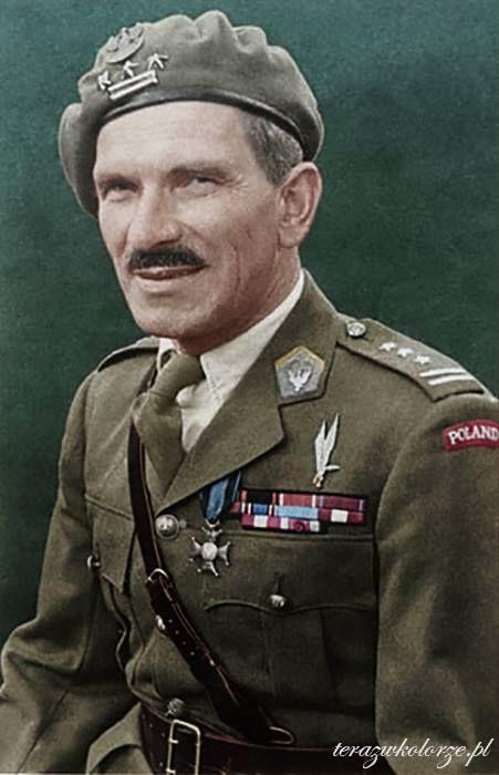 Stanisław Franciszek Sosabowski CBE (Polish pronunciation: [staˈɲiswaf sɔsaˈbɔfskʲi]; 8 May 1892 – 25 September 1967) was a Polish general in World War II. He fought in the Battle of Arnhem (Netherlands) in 1944 as commander of the Polish 1st Independent Parachute Brigade.