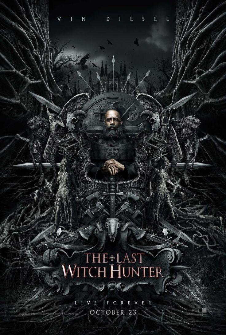 El Último Cazador de Brujas - Estreno de cine - El Blog de Viper
