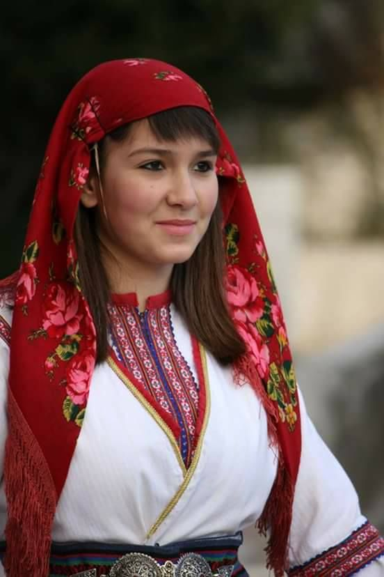 macedonian girl