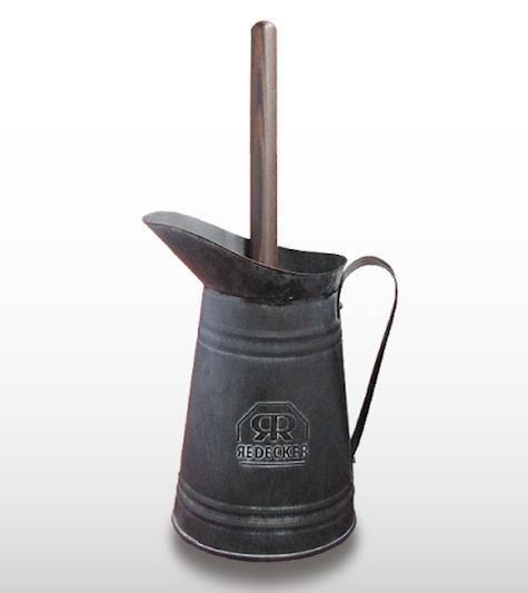 Plunger or toilet brush holder