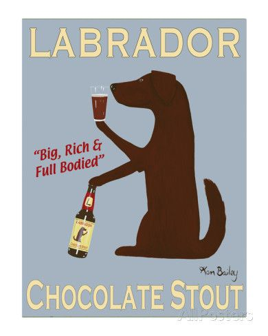 Labrador Chocolate Stout Limited Edition