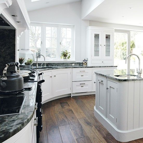 17 Best Images About MONOCHROME KITCHEN On Pinterest