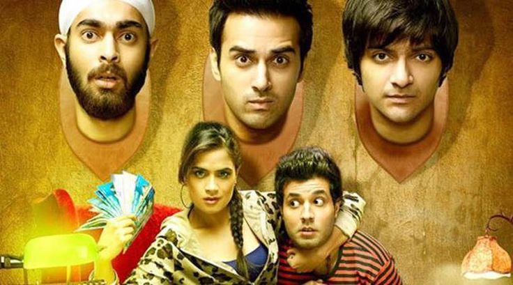Watch Fukrey Returns trailer Pulkit Samrat Varun Sharma Manjot Singh Ali Fazal return with their Fukramania - The Indian Express #757Live