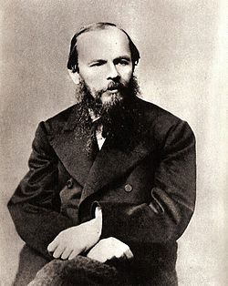 Фёдор Миха́йлович Достое́вский Fjodor Mikhajlovitj Dostojevskij (1821-1881)