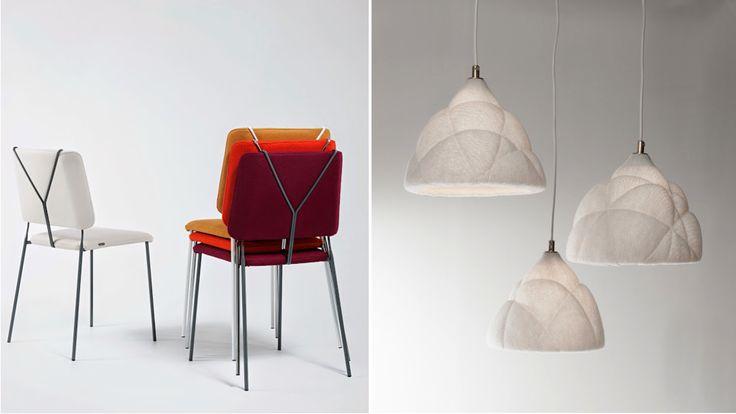 Шведский дизайн - мебель от Färg & Blanche