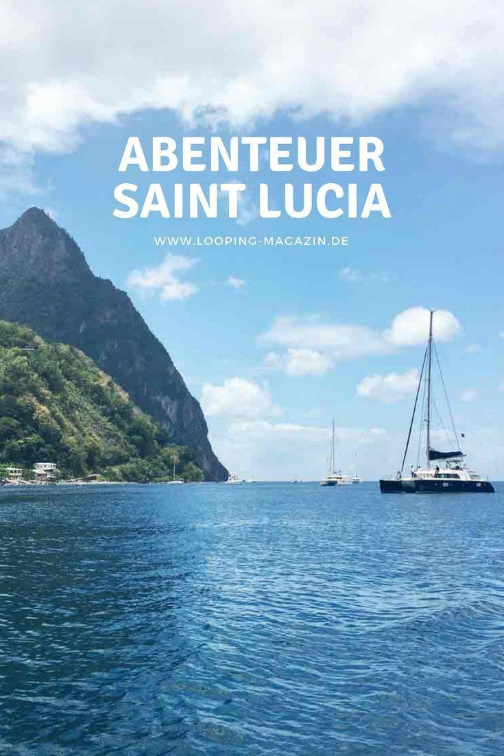 Saint Lucia Ausflugstipps Die Du Nicht Vergessen Wirst Mit Bildern Karibik Reisen Karibik Urlaub Ausflug
