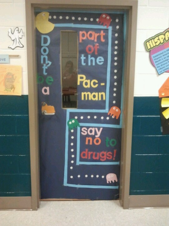 Classroom Door Decoration Ideas For Red Ribbon Week : Best red ribbon week door decorating ideas images on