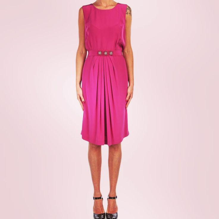 Gerard Darel silk dress 🌷 www.salvagentemilano.it