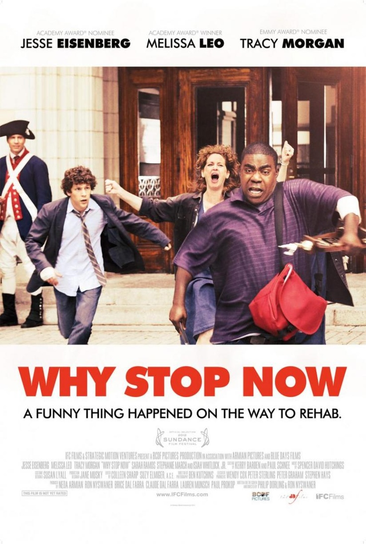 Why Stop NowFilm, Movie Posters, Full Movie, Jesse Eisenberg, Tracy Morgan, 2012, Watches Movie, Movie Trailers, Movie Online
