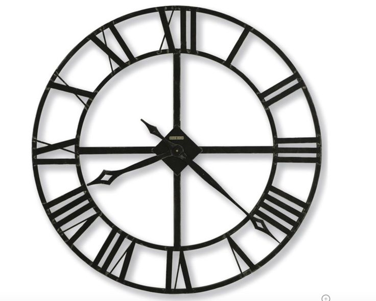 http://www.houzz.com/photos/14826498/Howard-Miller-Lacy-Gallery-Wall-Clock-transitional-wall-clocks