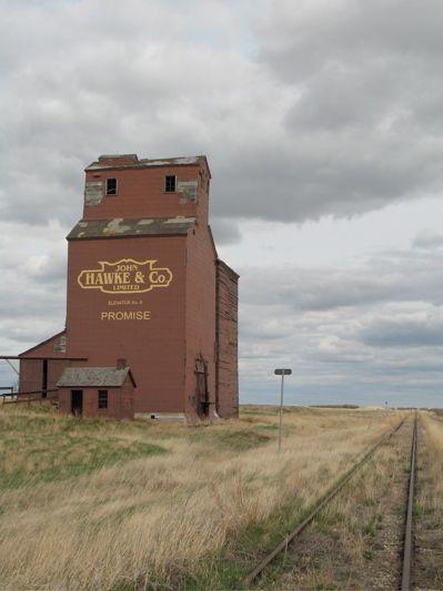 John Hawke & Co Ltd Grain Elevator
