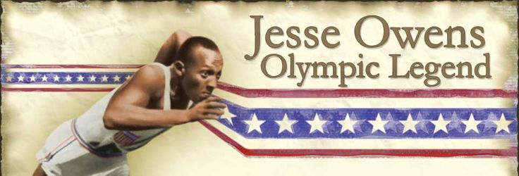 Jesse Owens - Olympic Legend
