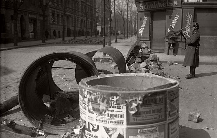 City Life of Berlin during the interwar period (1920s)