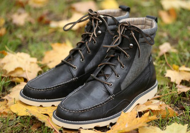 Мужские ботинки Sperry Top-Sider осень-зима 2012. Изображение № 5.