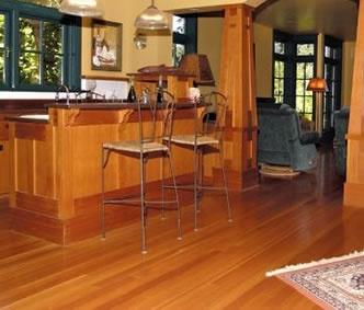Baltimore Floor Works   Domestic Douglas Fir Flooring