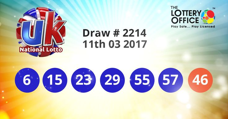 UK #Lotto winning numbers results are here. Next Jackpot: £ 16.4 million #lottery #loteria #LotteryResults #LotteryOffice