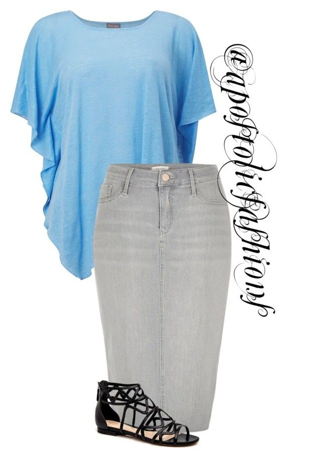 """""""Apostolic Fashions #1294"""" by apostolicfashions ❤ liked on Polyvore featuring Phase Eight and River Island"""