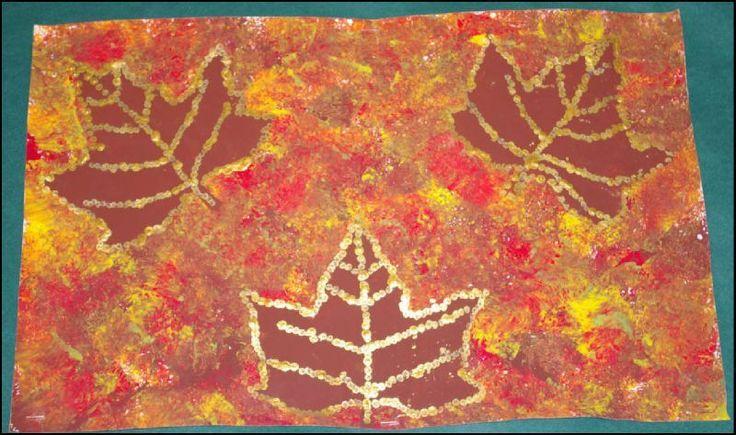Les feuilles mortes se ramassent à la pelle... - Les cahiers de ...