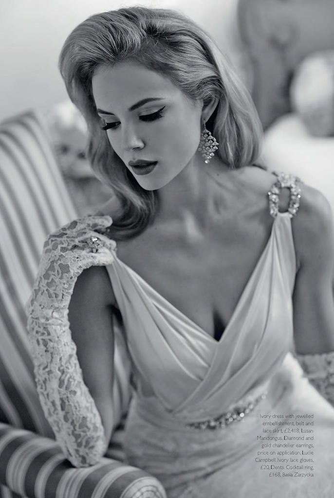Lusan Mandongus | UK Wedding issue FebMar 2014 p226