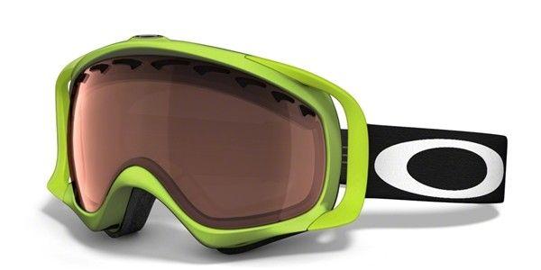 OAKLEY Crowbar 80's Green Collection Prizm Black Iridium síszemüveg. Szuper kényelmes stílusos síszemüveg. OLVASS TOVÁBB!