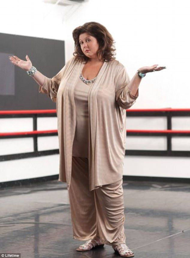 Lucky lady:Abby Lee Miller checked into prison in Victorville, California on July 12 as she was set to serve out a 366 term after being charged for fraud. But on Friday Deadline reported the Dance Moms star will be released early for good behavior; seen in 2014