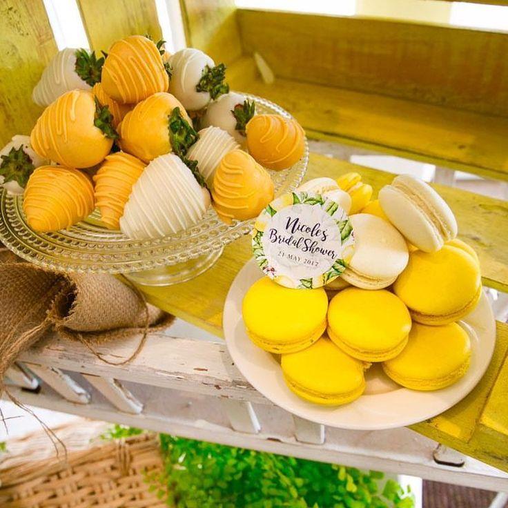 лимонная вечеринка фото меховые акценты