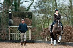 Carl Hester's dressage training tips for all
