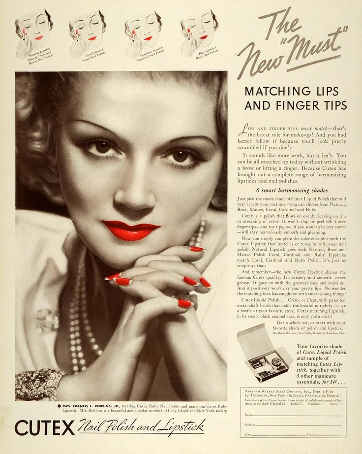 """""""The new must"""" 1935"""