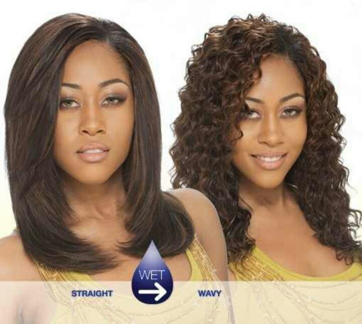 Astounding Wet N Wavy Weave Wigs Braids Amp The Basics Pinterest Hairstyles For Women Draintrainus
