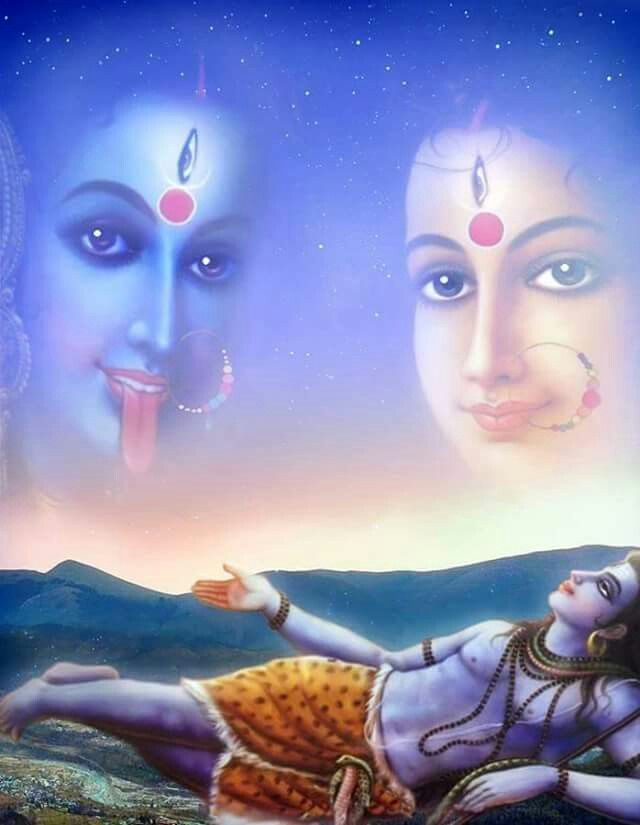 ♥♡Jai Durga Maa ♥♡ Jai Kali Maa ♥♡ Jai Shiv Bhagwan ♡♥ - I Love You