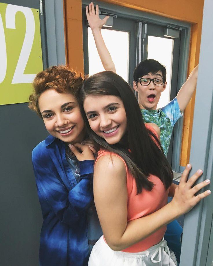 Rasha, Zoe, and Winston