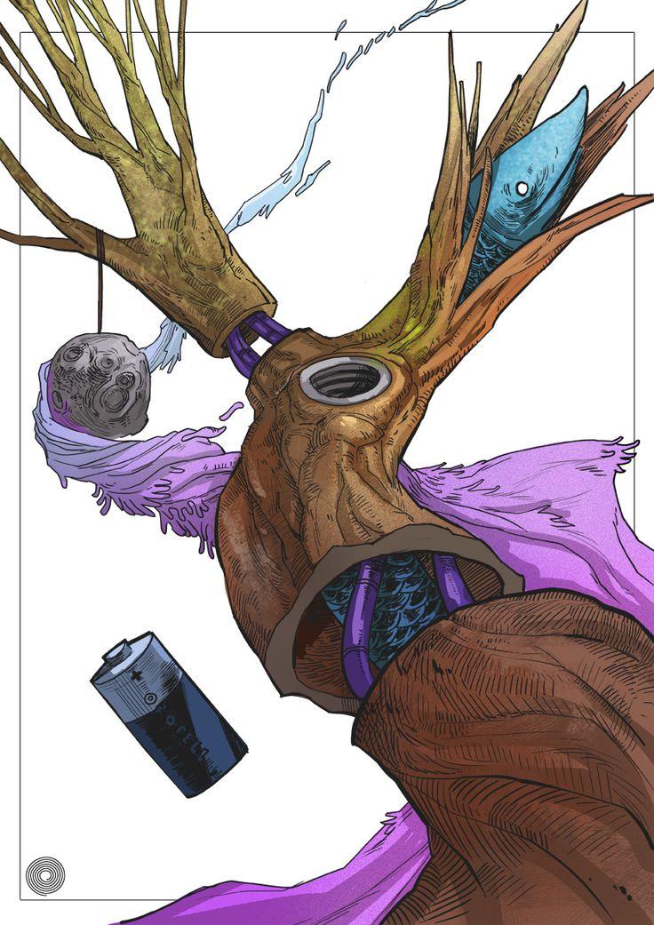Por Marc Sintes; http://painters-kitchen.blogspot.com