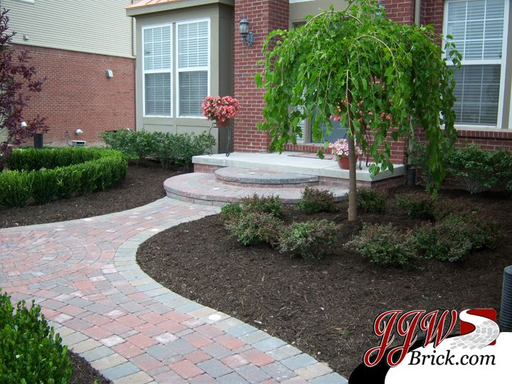 photo gallery brick paver walkways driveway pavers michigan