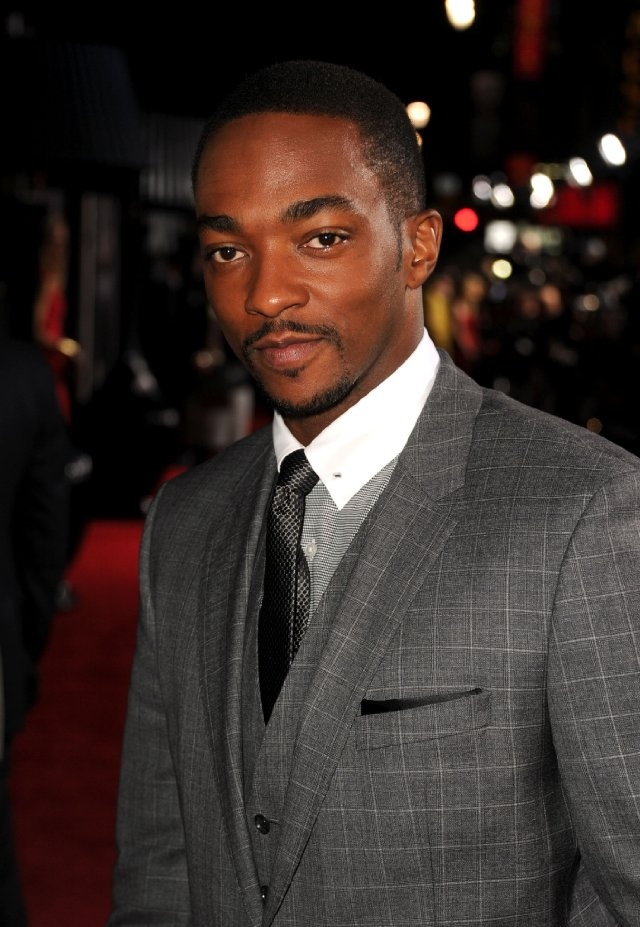 Anthony Mackie;  The Adjustment Bureau, Abraham Lincoln, Vampire Hunter, and more!