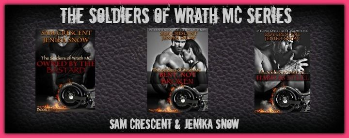 Resultado de imagem para The Soldiers of Wrath MC Sam Crescent